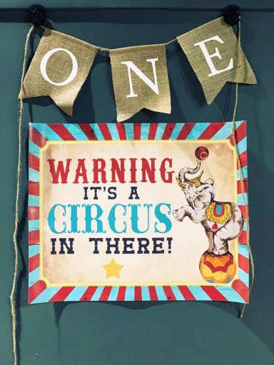 its a circus